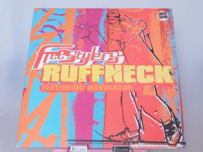 Freestylers ‎– Ruffneck