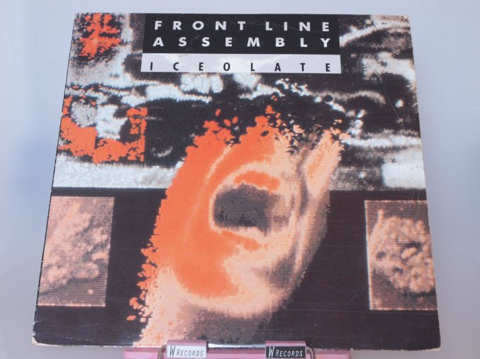 Front Line Assembly – Iceolate