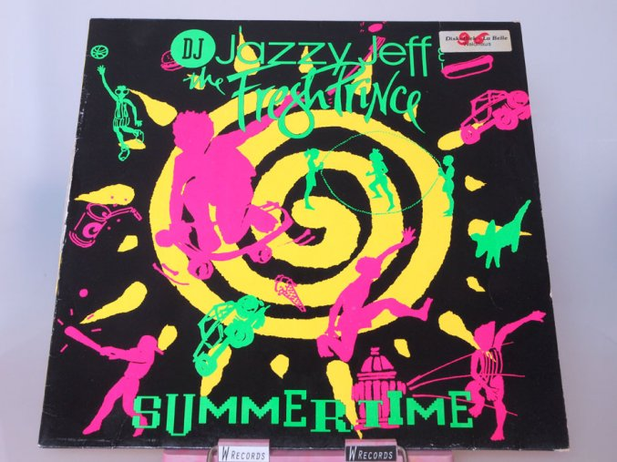 DJ Jazzy Jeff & The Fresh Prince ‎– Summertime