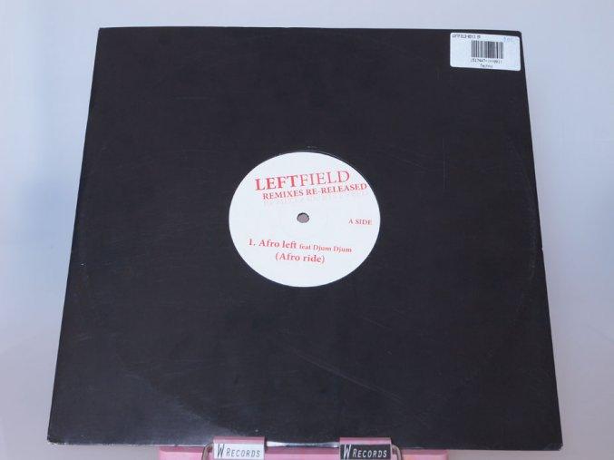 Leftfield – Remixes Re-Released