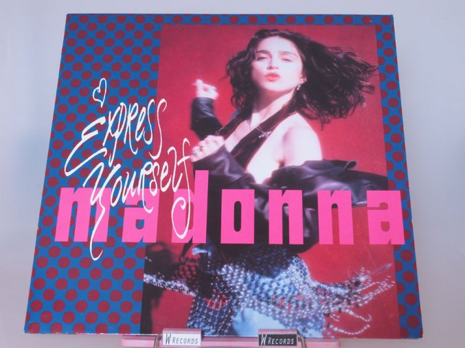 Madonna ‎– Express Yourself