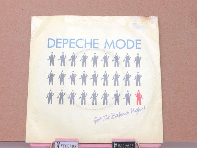 Depeche Mode – Get The Balance Right!