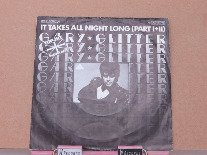 Gary Glitter – It Takes All Night Long