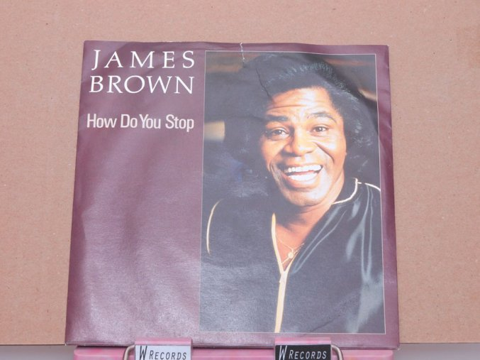 James Brown – How Do You Stop