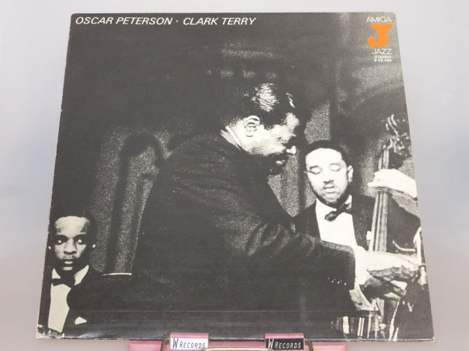 Oscar Peterson / Clark Terry – Oscar Peterson - Clark Terry