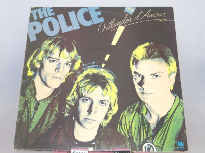 Police, The – Outlandos D'Amour