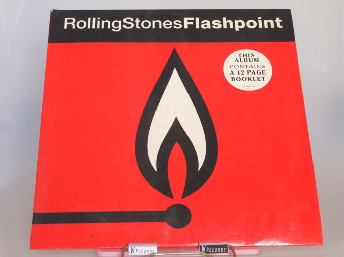 The Rolling Stones – Flashpoint