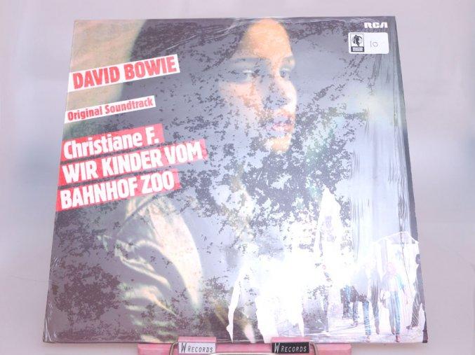 "David Bowie – Original Soundtrack Zum Film ""Christiane F. - Wir Kinder Vom Bahnhof Zoo"""