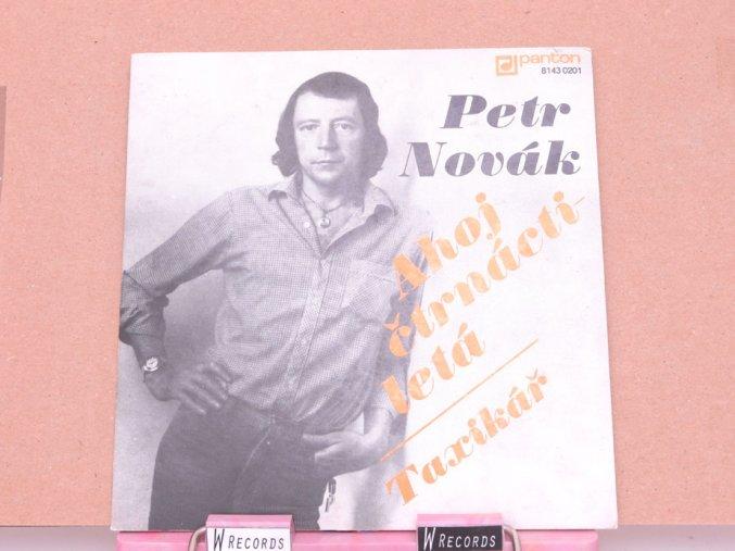 Petr Novák, George & Beatovens – Ahoj Čtrnáctiletá / Taxikář