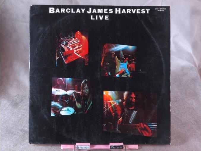 Barclay James Harvest – Live