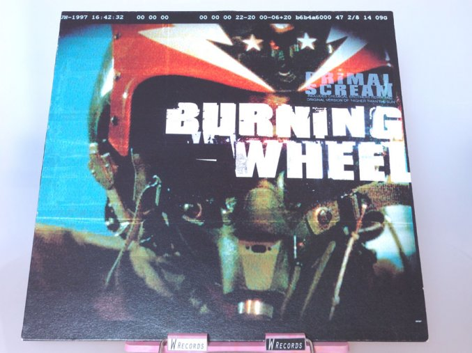 Primal Scream ‎– Burning Wheel