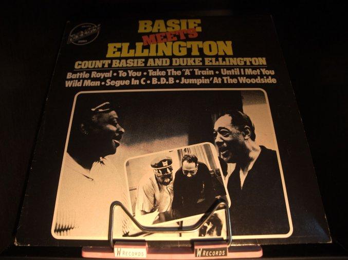Count Basie And Duke Ellington - Basie Meets Ellington