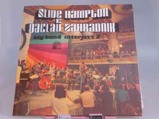 Slide Hampton & Václav Zahradník Big Band – Interjazz 2