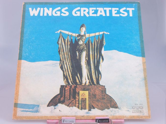 Wings ‎– Greatest