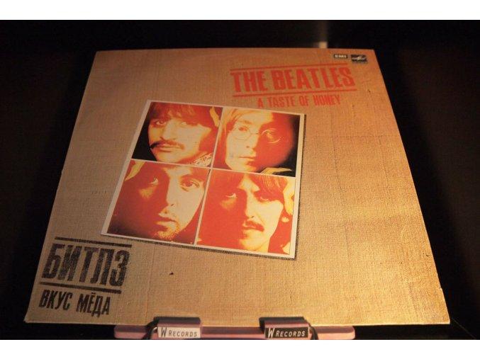 The Beatles - A Taste Of Honey