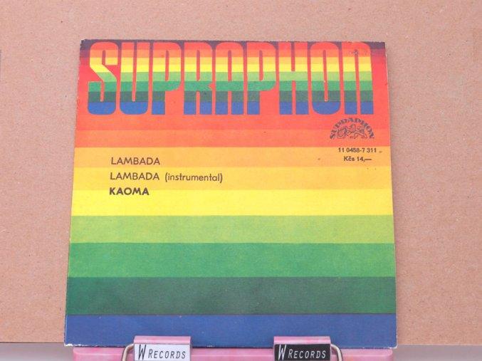 Kaoma – Lambada / Lambada (Instrumental)