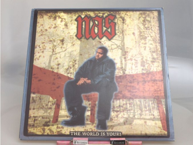 Nas ‎– The World Is Yours