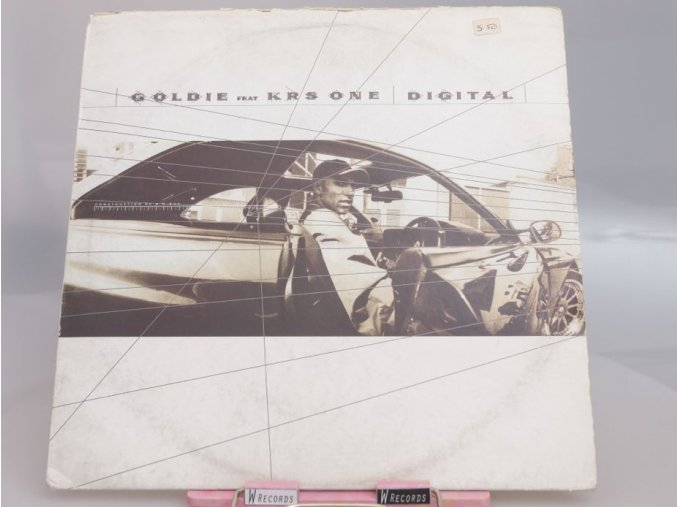 Goldie Feat. KRS One – Digital
