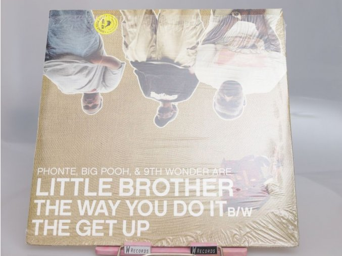 Little Brother – The Way You Do It