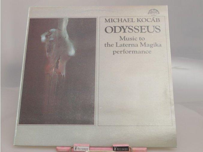 Michael Kocáb – Odysseus