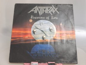 Anthrax ‎– Persistence Of Time