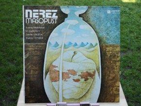 Nerez – Masopust