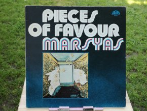Marsyas ‎– Pieces Of Favour