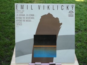 Emil Viklický ‎– Za Horama, Za Lesama... = Beyond The Mountains, Beyond The Woods...
