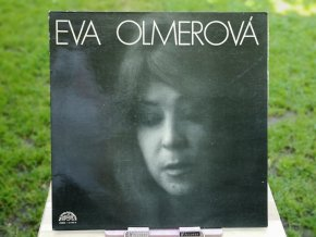 Eva Olmerová & The Traditional Jazz Studio – Eva Olmerová