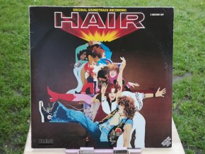 Galt MacDermot ‎– Hair (Original Soundtrack Recording)