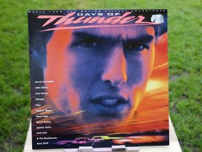 Various ‎– Days Of Thunder (Music From The Motion Picture Soundtrack)