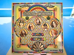 Lynyrd Skynyrd ‎– Second Helping