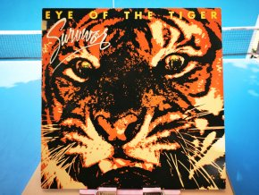 Survivor ‎– Eye Of The Tiger