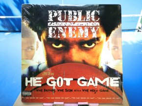 Public Enemy ‎– He Got Game