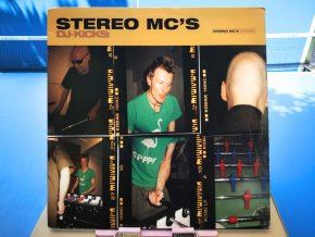 Stereo MC's ‎– DJ-Kicks: