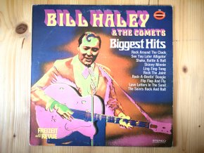 Bill Haley & The Comets ‎– Biggest Hits