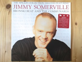 Jimmy Somerville Featuring Bronski Beat And The Communards ‎– The Singles Collection 1984/1990