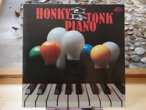 Various Artists ‎– Honky Tonk Piano