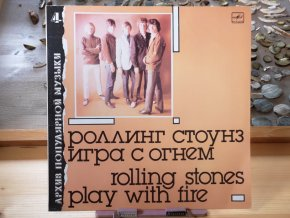The Rolling Stones ‎– Play With Fire