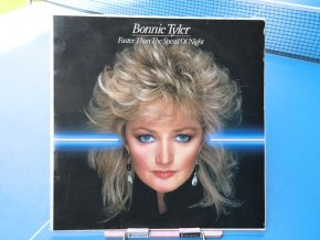 Bonnie Tyler ‎– Faster Than The Speed Of Night