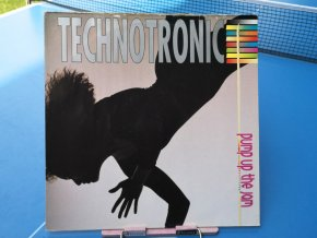 Technotronic ‎– Pump Up The Jam