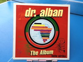 Dr. Alban – Hello Afrika (The Album)