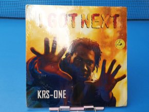 KRS-One ‎– I Got Next
