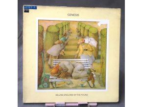 Genesis ‎– Selling England By The Pound