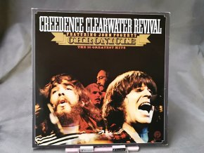 Creedence Clearwater Revival Featuring John Fogerty ‎– Chronicle - The 20 Greatest Hits