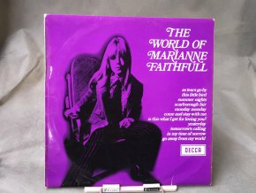 Marianne Faithfull – The World Of Marianne Faithfull