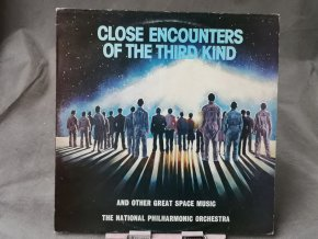 The National Philharmonic Orchestra ‎– Close Encounters Of The Third Kind And Other Great Space Music