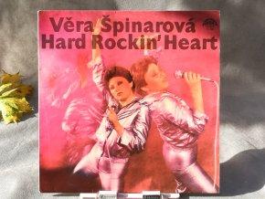 Věra Špinarová – Hard Rockin' Heart