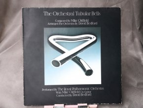 The Royal Philharmonic Orchestra With Mike Oldfield ‎– The Orchestral Tubular Bells