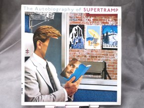 Supertramp ‎– The Autobiography Of Supertramp